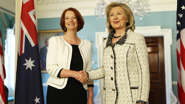 If Hillary makes President, will more women enter politics?