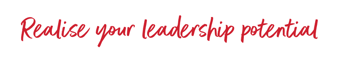 Realise your leadership potential